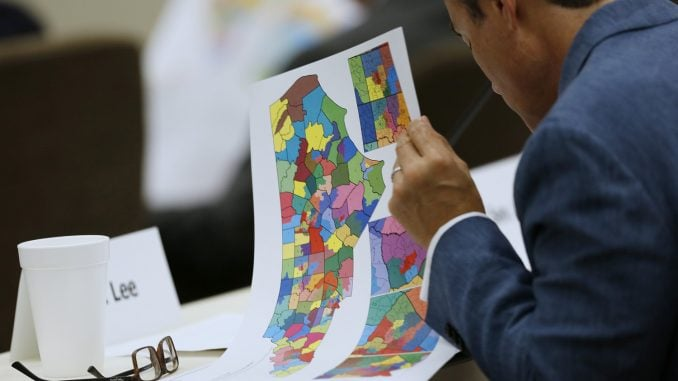 Public Hearing Friday for New North Carolina Voting Maps Criteria