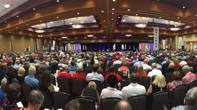 NCGOP Convention 2019