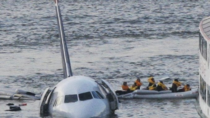 Miracle on the Hudson Plane