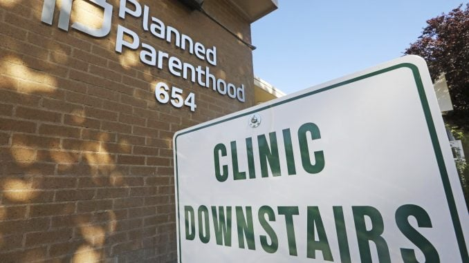 Planned Parenthood - Abortion