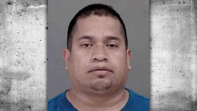 ose Barajas-Diaz_Mecklenburg Sheriff's Office 2019 - ICE - Illegal Immigrant