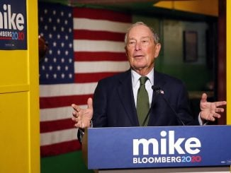Bloomberg - 2020 - PAC money