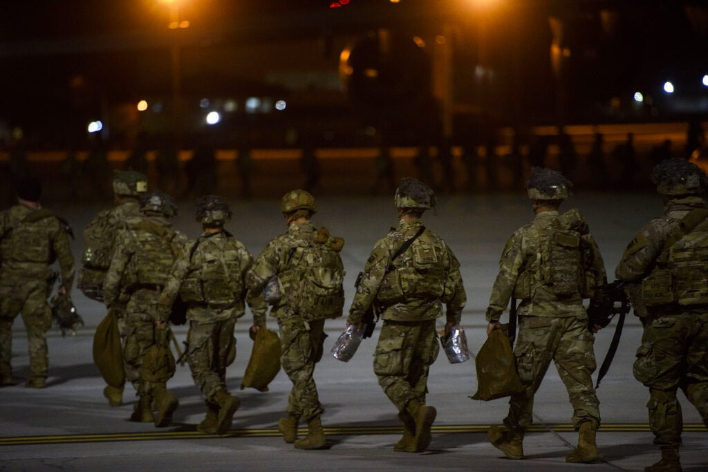 Soldiers Deploy From Fort Bragg After Embassy Attack The