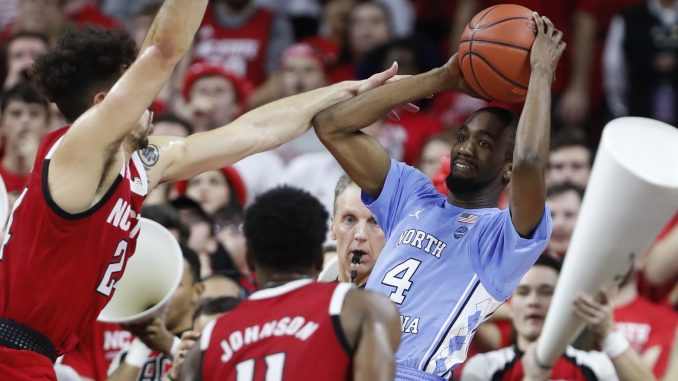 Roy Williams still rules Raleigh. UNC wins seventh straight at NC State