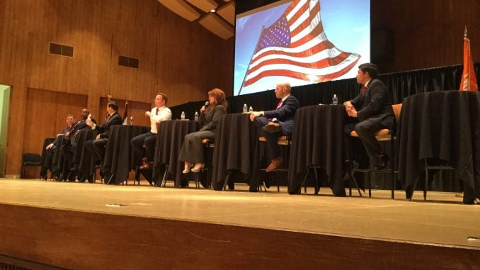 Harnett GOP, Lt. Governor Forum, 2020
