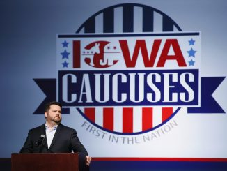 Iowa Caucus - Democratic Party
