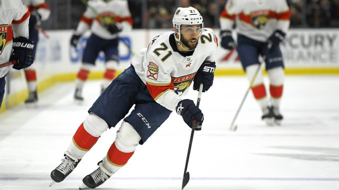 Hurricanes acquire Vincent Trocheck from Panthers