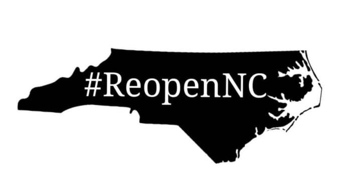 Reopen NC
