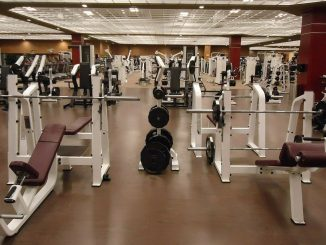 fitness gym health club