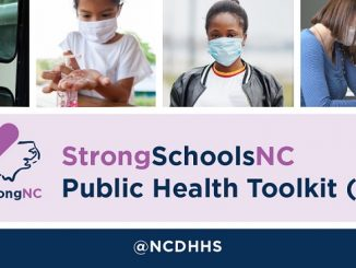 reopening schools toolkit ncdhhs masks