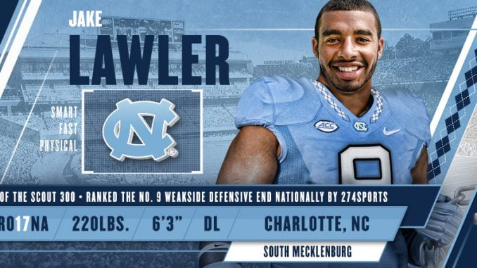 Recruits become recruiters to help UNC build strong 2017 class ...