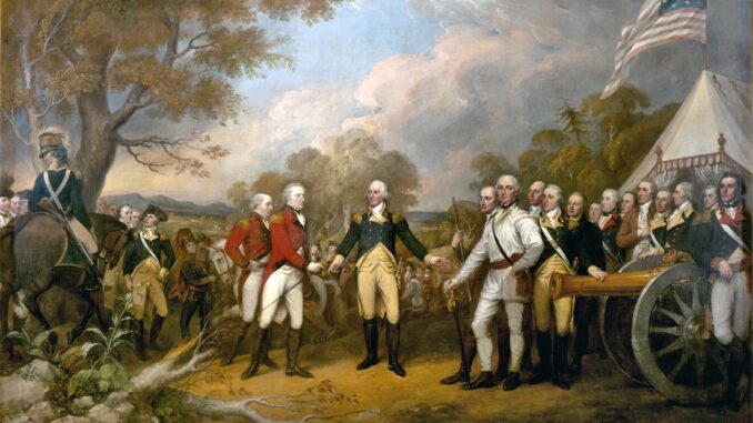 John Trumbull—United State Architect of the Capitol