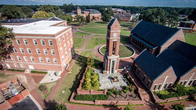 photo courtesy of Campbell University—photo courtesy of Campbell University