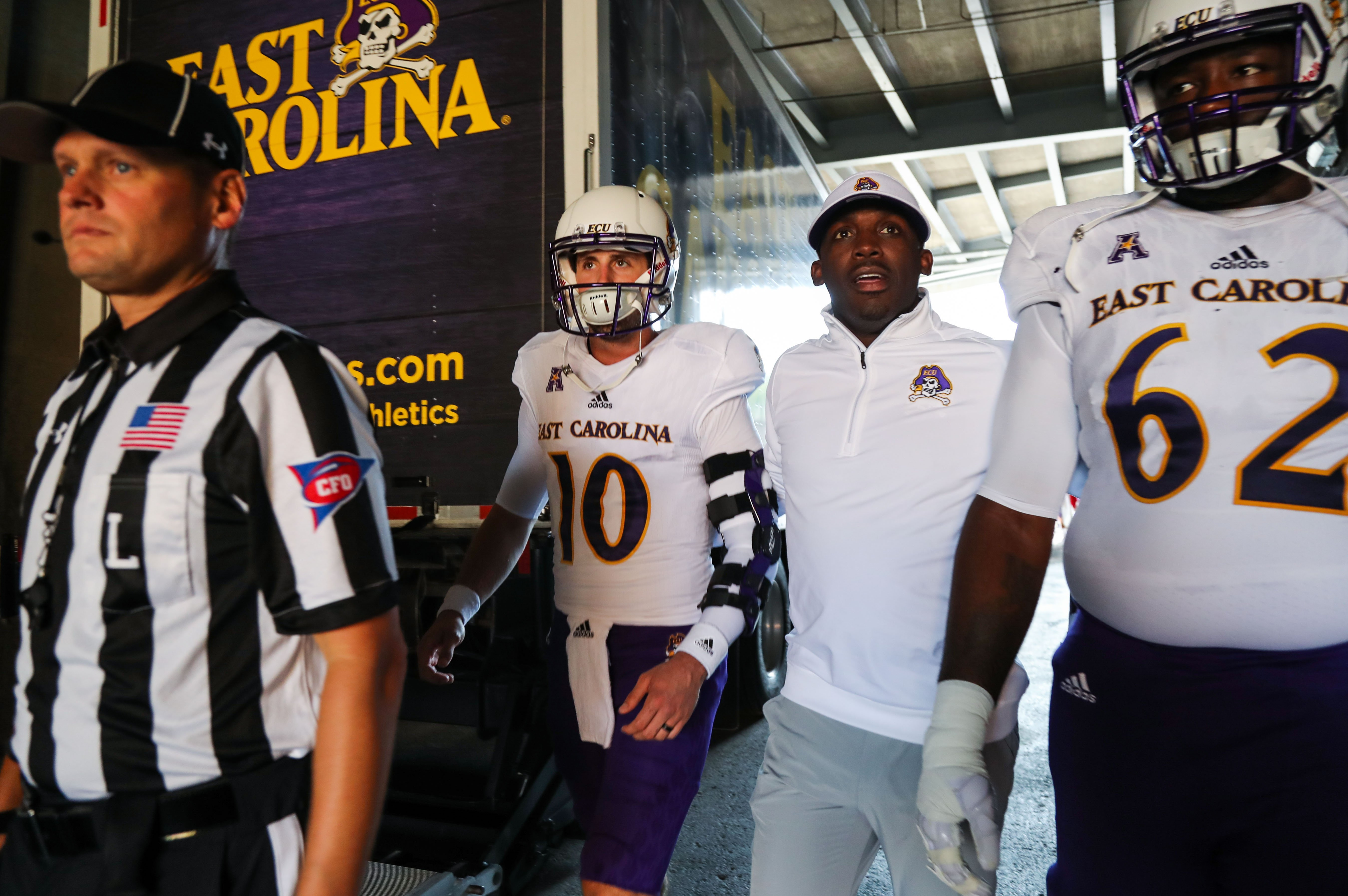 Ecu Announces Brutal 2018 Football Schedule The North State Journal