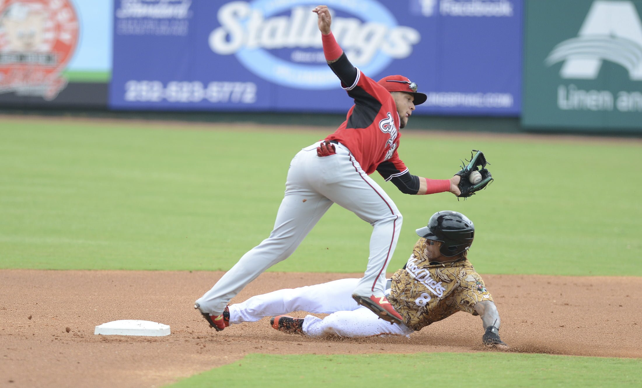A quick tour of NC's minor league baseball teams – The North State Journal.