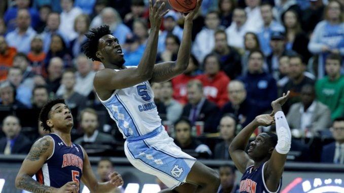 Unc Freshman Little Declares For Nba Draft The North State