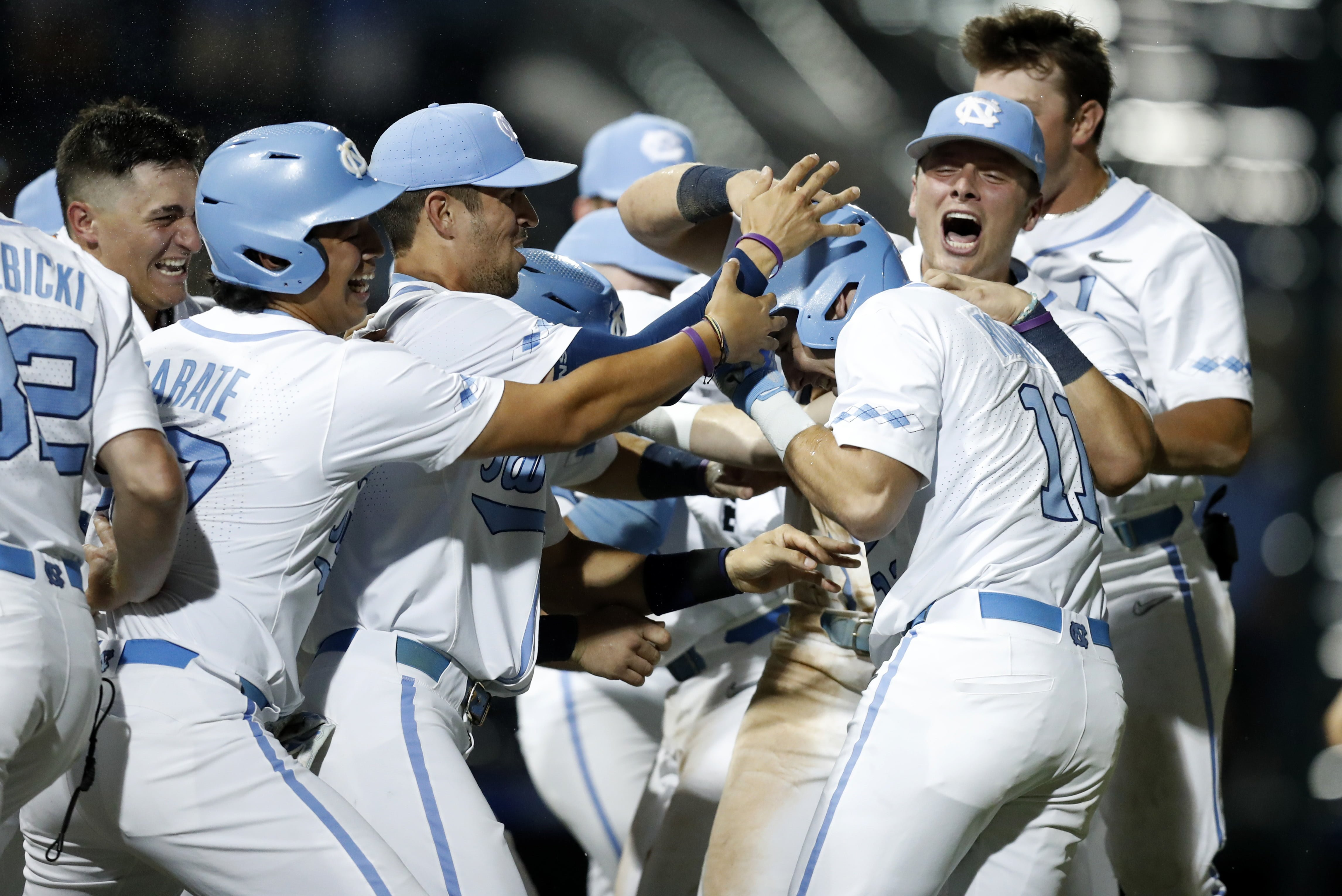 Tenth Inning Rally Keeps UNC In Contention At ACC Baseball