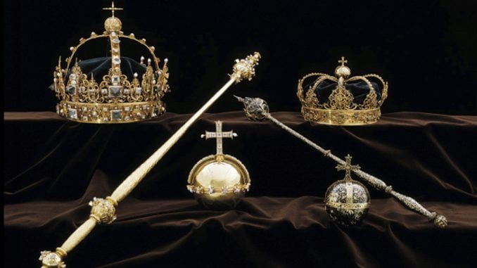 Sweden Crown Jewels