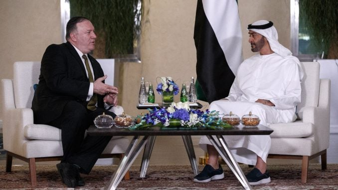 Mike Pompeo - Iran - Persian gulf - 2019