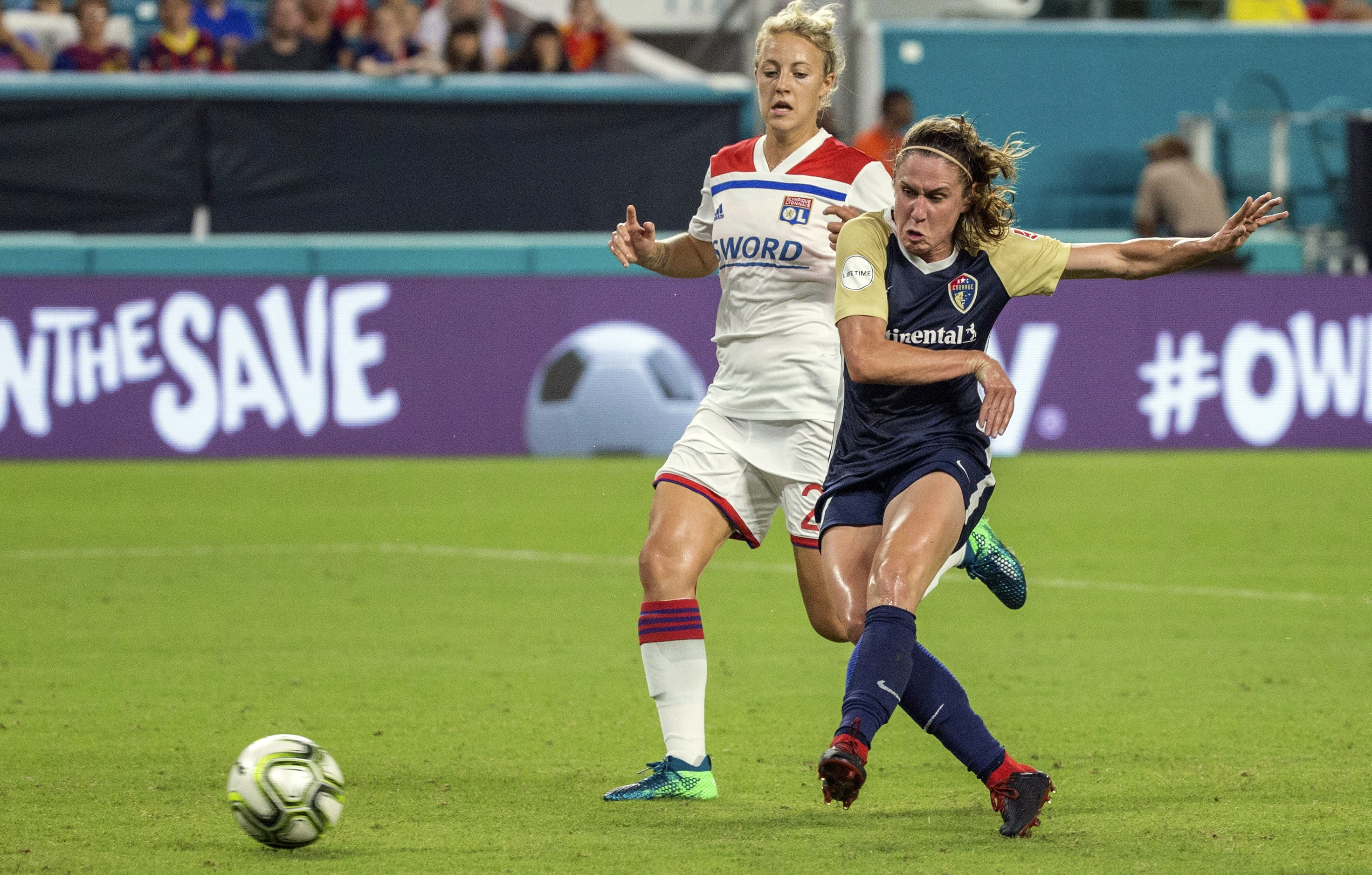 Women's World Cup stars come to Cary for International