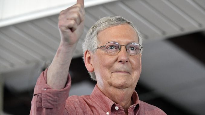 Mitch McConnell - Senate