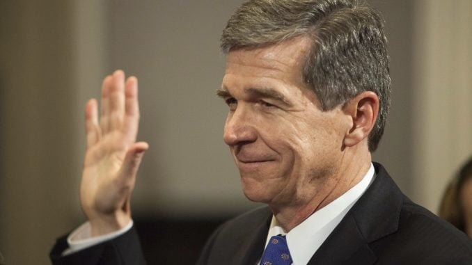 Roy Cooper - Swearing In 2017