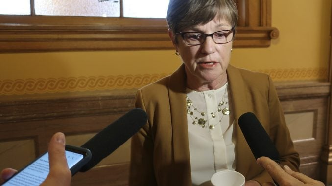 Laura Kelly, Kansas, Internet Sale Tax