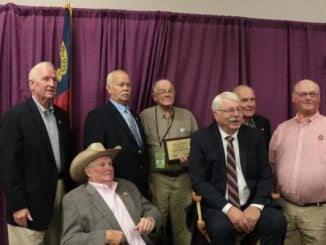 NC State Fair 2019 - Livestock Hall of Fame