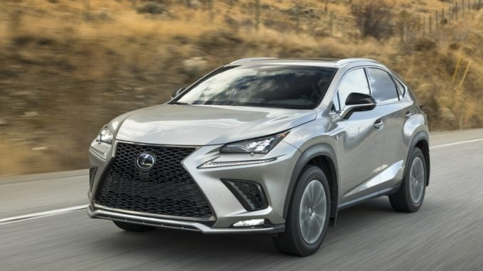 Hold my phone: The 2019 Lexus NX review – The North State