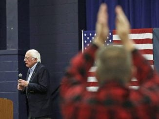 Bernie Sanders - New hampshire 2020