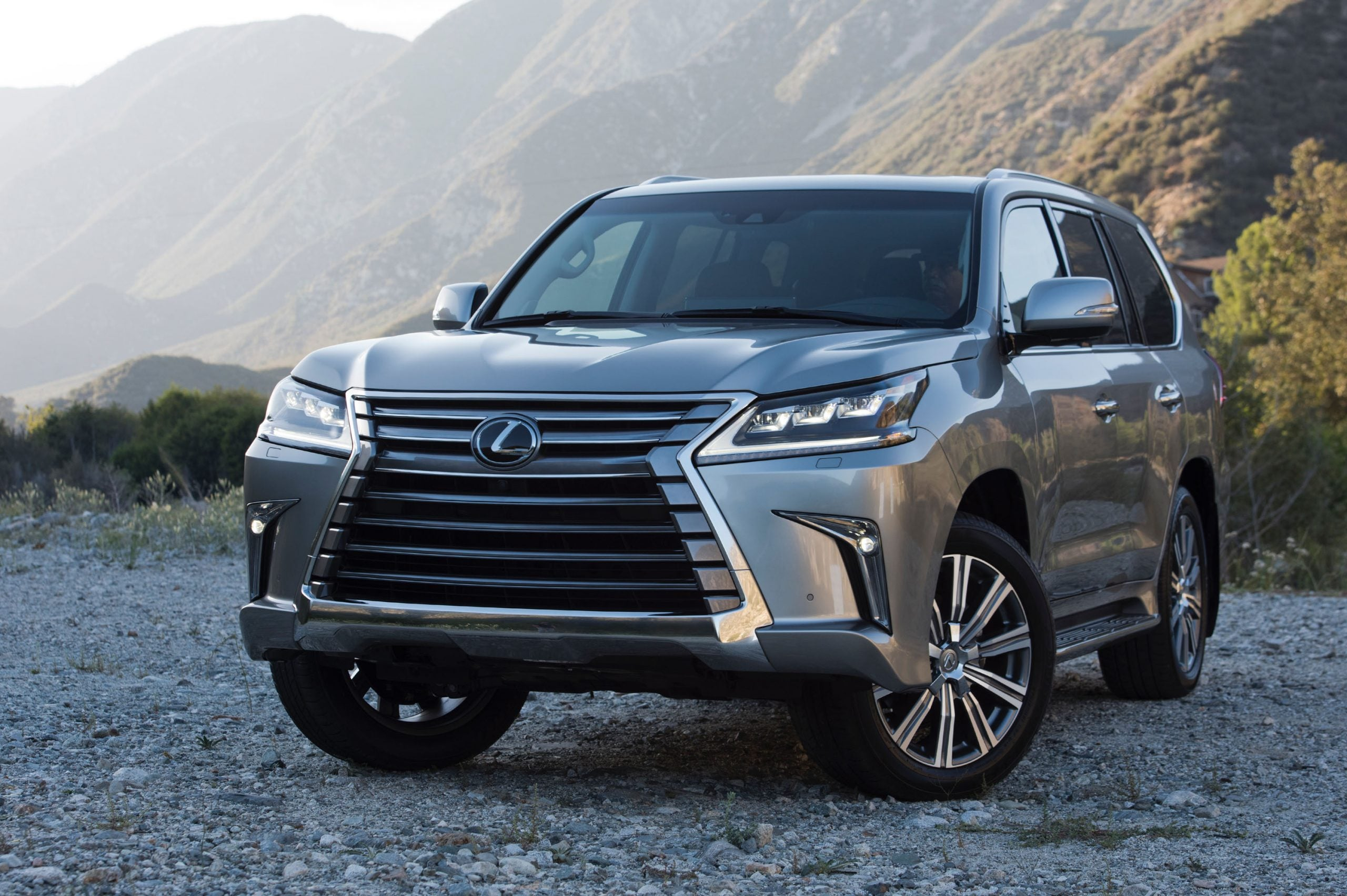 Impressive Excess The 2020 Lexus Lx 570 Review The North State Journal