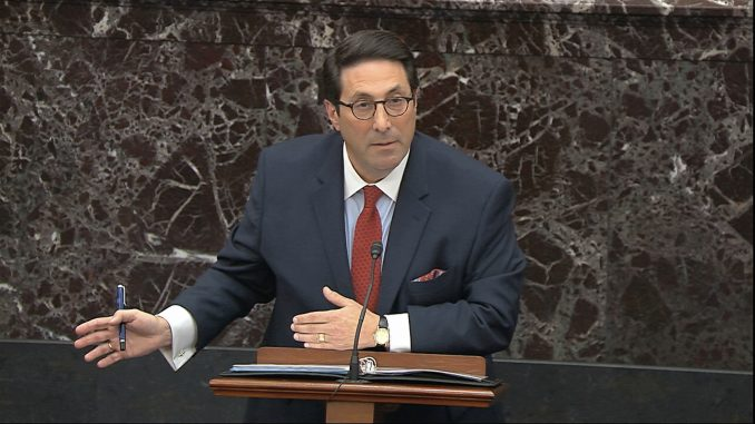Trump Impeachment - Jay sekulow