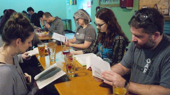 Durham - Silent Book Club