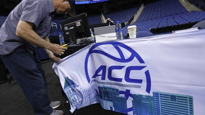 ACC announces 2020-21 basketball schedule - The North State Journal