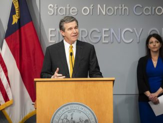Roy Cooper COVID 19 Briefing April 15 2020