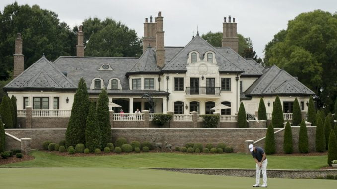 Quail Hollow Lands 2025 Pga Championship The North State Journal
