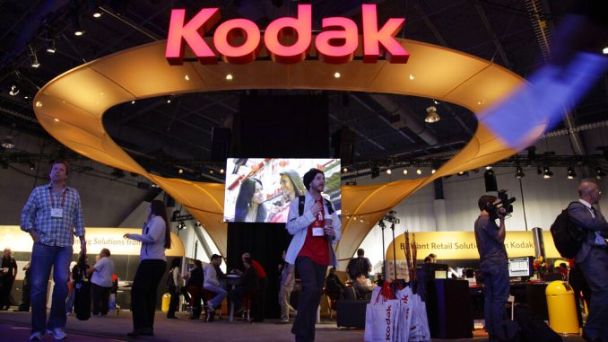 Kodak Erred With Stock Grants But Review Finds Actions Legal The North State Journal