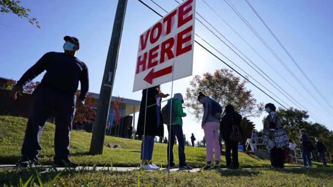 Federal court ruling requires witness signature on absentee ballots in North Carolina