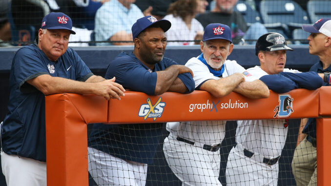 In search of Olympic baseball glory — and runs - The North ...